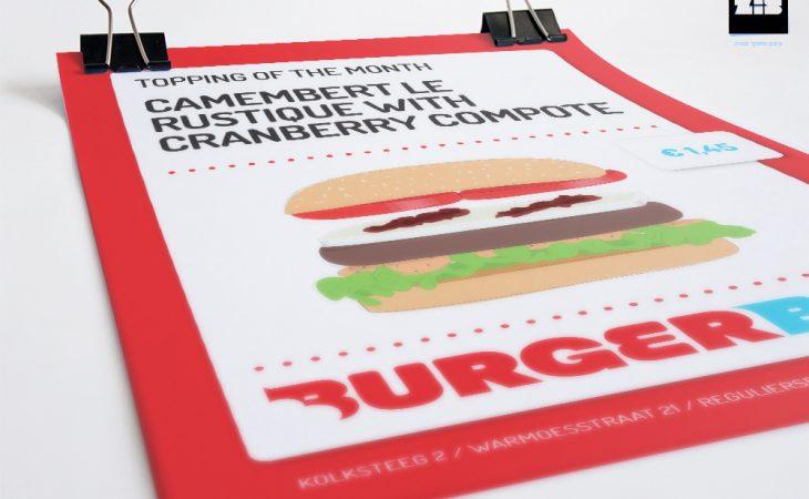 BurgerBar   תפריט חדש